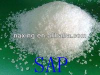 birch sap super absorbent polymer