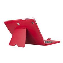 Detachable wireless bluetooth keyboard case for ipad 3/ new ipad