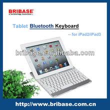 Wireless Aluminum bluetooth keyboard for iPad Mini