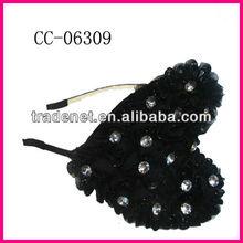 Stock heart Headband fashion accessories