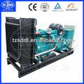 بطارية تعمل بالطاقة 250kw/312.5kva مولدات كهربائية weichai