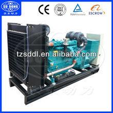 250kw/312.5kva Weichai battery powered electric generators
