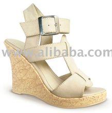 Women's Fashion Cork Shoes