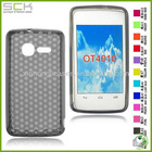 For Alcatel T POP (4010A) OT4010 diamond soft tpu case cover skin