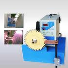 induction woodworking saw blade welding machine