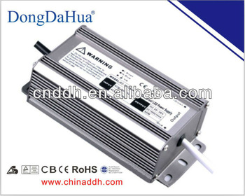 2100mA constant current IP67 led driver CE&RoHS 2 years warranty