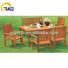 GW023 Granco garden outdoor patio wood furniture