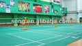 professionnel pvc badminton sol sportif