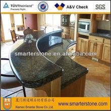 Prefab granite bar counter top