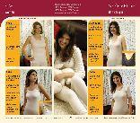 Angora Wool Products Underwear