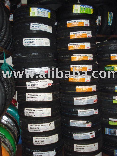 Bridgestone Brand New SUV Performance Tire