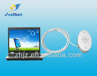 Easy laptop display with alarm system in retails and exhibitions