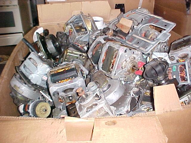 Chatarra De Motores El Ctricos Otra Chatarra Metal
