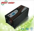 Inverseur avec tdk uvp onde sinusoïdale pure avec chargeur de batterie/doit onduleur solaire