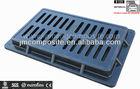 EN124 B125 decorative machine frame cast iron trench drain grates