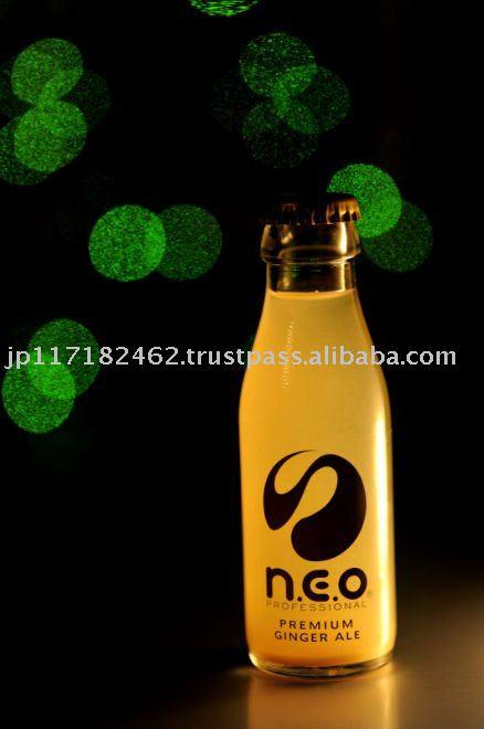 NE O premium ginger ale bière