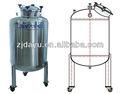 vertical de las ss de cloro líquido del tanque de almacenamiento de precio