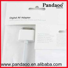 for apple digital av hdmi adapter