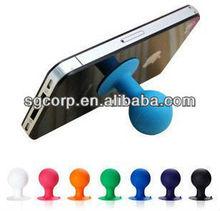 silicone phone sucker stand