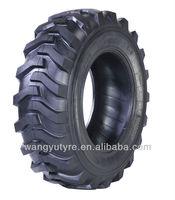Wangyu rubber high quality industrial bobcat/skid steer tyre 21L-24 19.5L-24 17.5L-24 16.9-28 16.9-24 12.5/80-18 10.5/80-18 DOT
