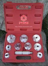 2014 10pcs Bearing Race and Seal Driver Set auto tools Vehicle Tools clutch servo repair kit
