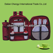 2 person polyester food Picnic Bag