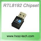 usb 2.0 802.11n/b/g 300mbps wi-fi/wlan wireless network adapter
