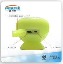2012 Newest Portable Bluetooth Speaker,Portable Mp3 Mini Speakers