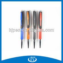 4-Color Twist Quality Metal Ball Pen School Supply