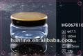 100ml plástico pet frascoscosméticos