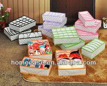 Small Dots Underwear Storage Box