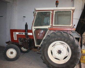 Tractor Agricola usado marca Fiat 566 E