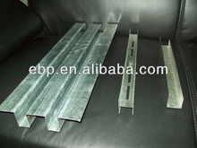 Australia insulating J opening shape channels for drywall partition structures