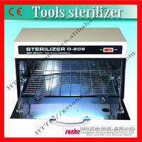 portable easy use Ozone & UV tool sterilizer beauty salon equipment