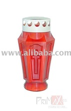 Graveyard Candle , Cemetery Candle , religious candle , church candle , Jar candle , container candle