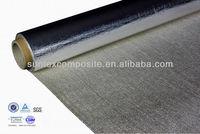 1.7mm aluminum foil coated fiberglass fabric thermal insulation