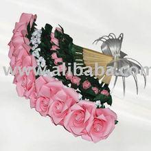 Origami Wedding Fan Bouquet