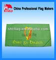 Heiße ware- brauch polyestergewebe flagge und banner