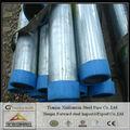 cómo cortar tubos de acero galvanizado