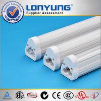 ETL 1200mm 18w t5 led fluorescent tube light joinable brackets