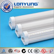 ETL 9w 15w 18w t5 led fluorescent tube light joinable brackets