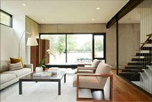 Ksf-176 Wooden Living Room Sofa