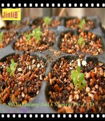 exfoliated vermiculite for nursery garden