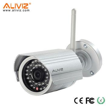1080P Low Lux wifi Outdoor Weatherpralalectromarmoof IP66 Metal Network IP secure parking car camera system