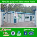 structure légère en acier à faible coût de décantation top buidling fibrociment mur extérieur