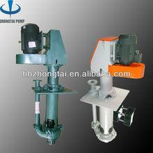 Non clogging centrifugal submersible pump