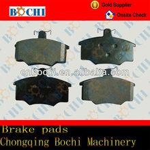 China Wholesale cheap high performance non-asbesto semimetal car brake pad for yamaha