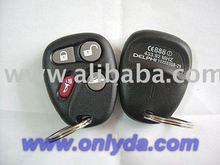 Buick remote key blank