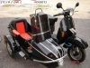 Side Car-Inder For Vespa