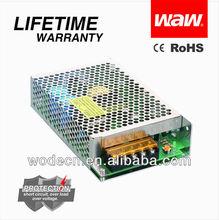 CE ROHS approved 24v 3a single output smps